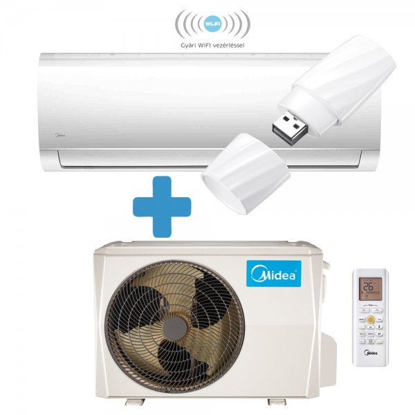 MIDEA BLANC MA12N8DO-SP